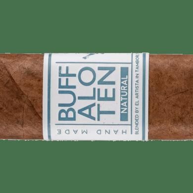Blind Cigar Review: El Artista |Buffalo TEN Natural