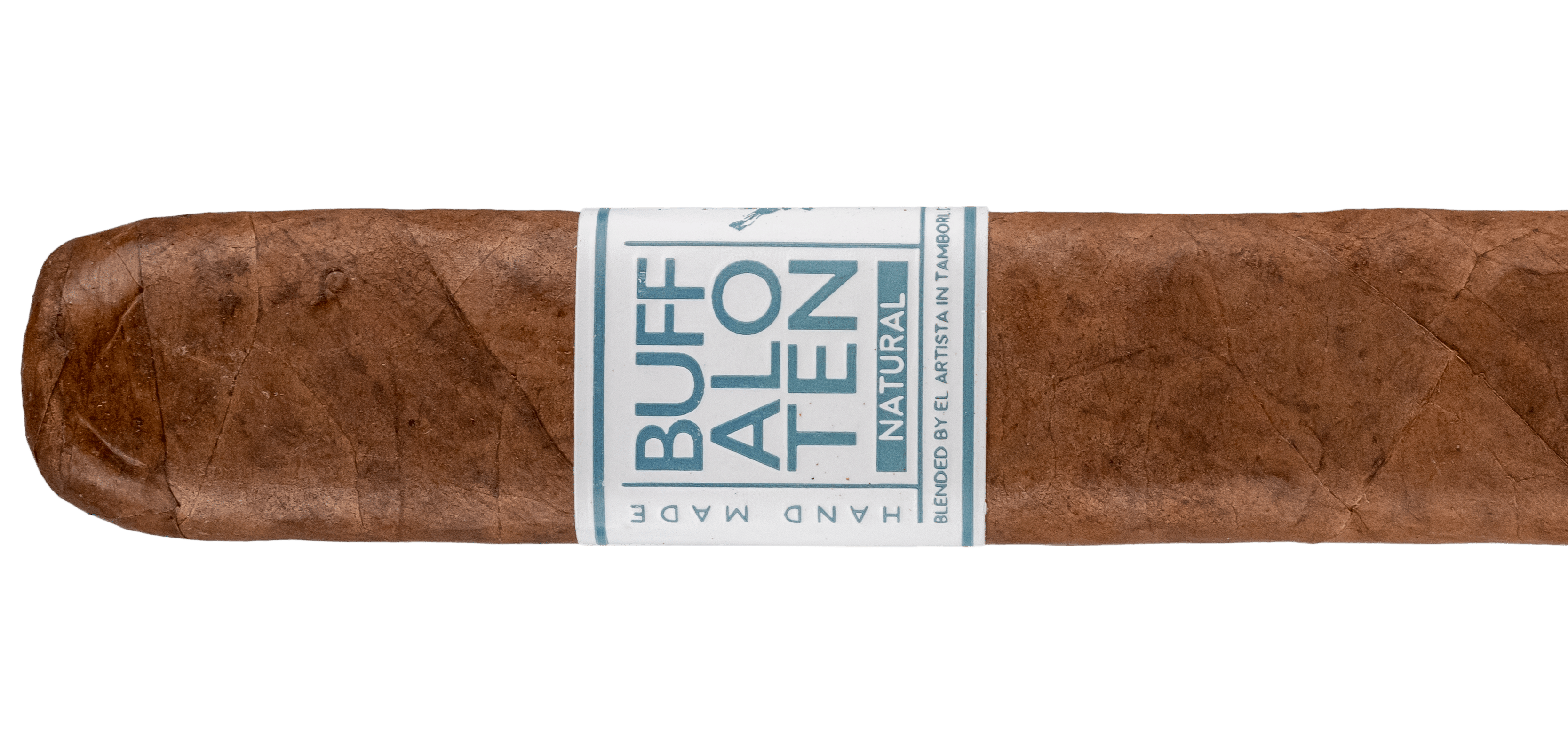 Blind Cigar Review: El Artista |Buffalo TEN Natural