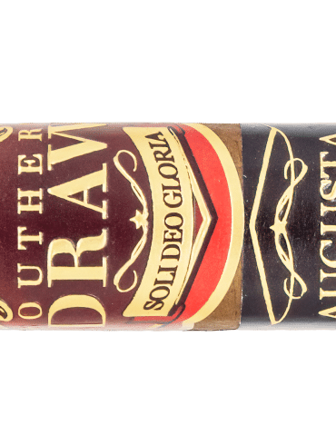 Blind Cigar Review: Southern Draw | Firethorn - Augusta