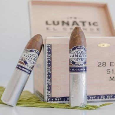 Cigar News: Aganorsa Leaf Announces Lunatic El Grande Maduro