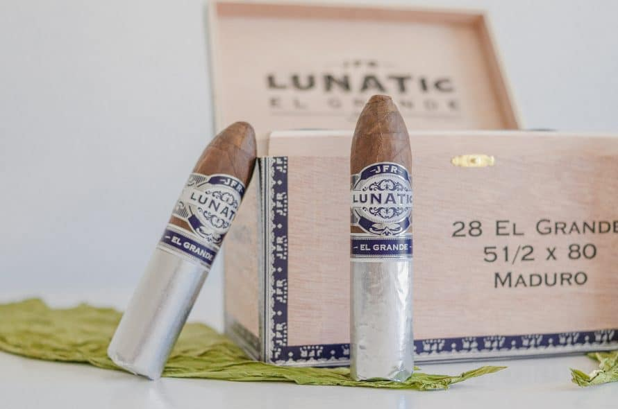 Cigar News: Aganorsa Leaf Announces Lunatic El Grande Maduro
