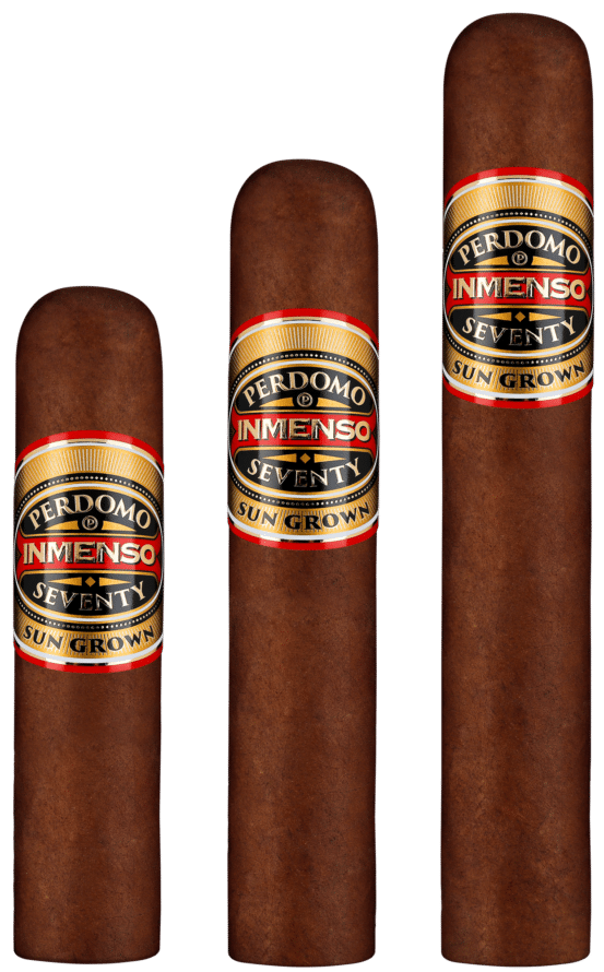 Cigar News: Perdomo Launches INMENSO Seventy