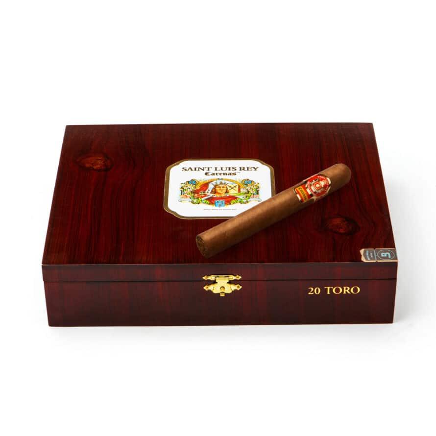 Cigar News: Altadis U.S.A. Announces Saint Luis Rey Carenas