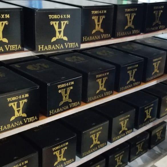 Cigar News: Sinistro Adds Toro to Habana Vieja