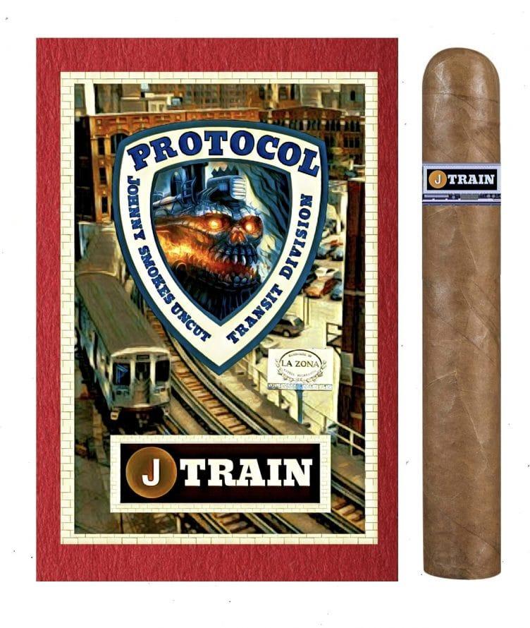 Cigar News: Protocol Announces J Train.