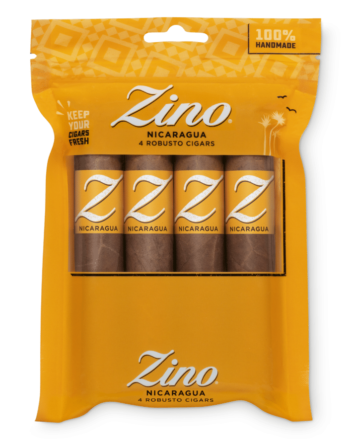 Cigar News: Davidoff Refreshes Zino Brand