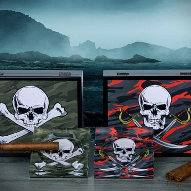 Cigar News: Quality Importers Announces new Humidor Supreme Skull Series