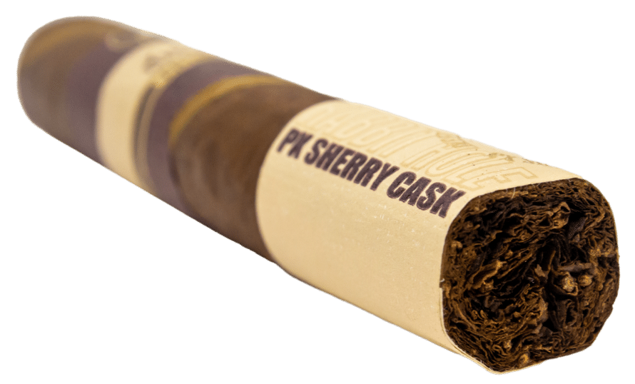 Blind Cigar Review: Diesel | Whiskey Row Sherry Cask Holiday Edition