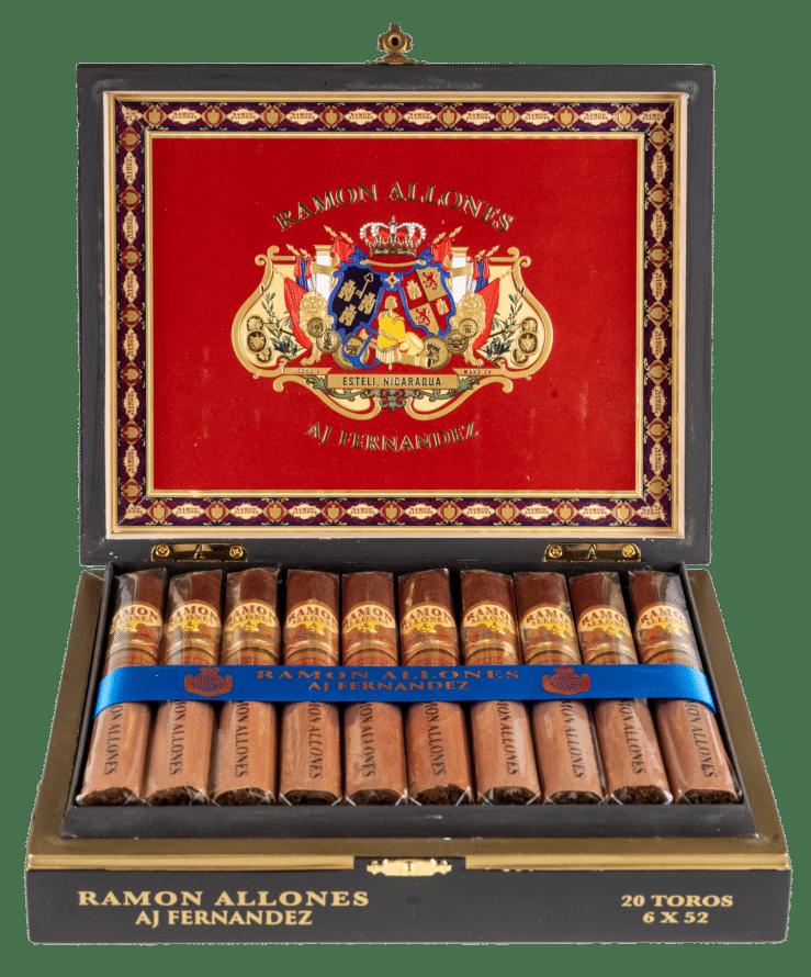 Blind Cigar Review: Ramon Allones | by AJ Fernandez Toro
