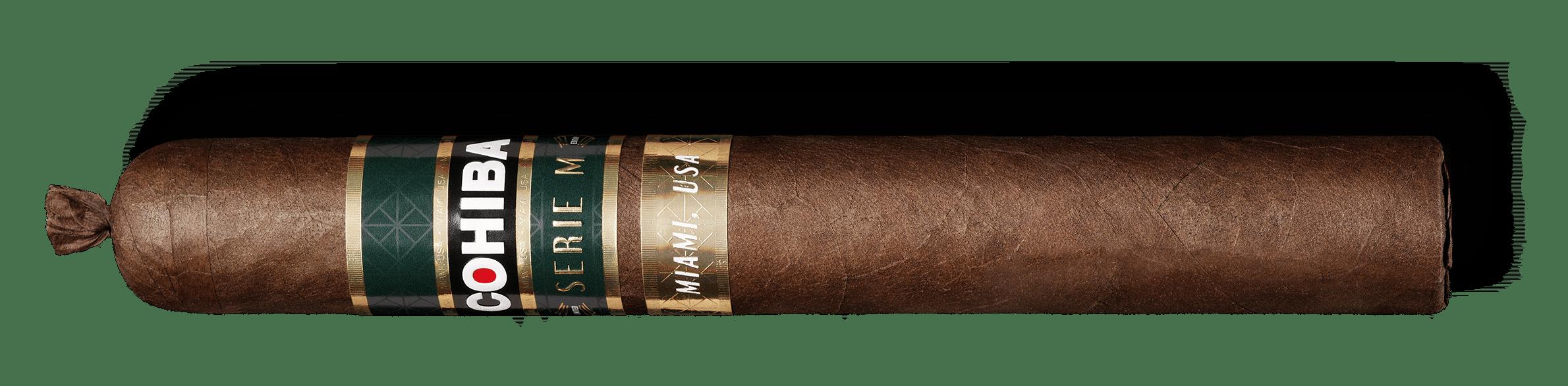 Cigar News: General Cigar Announces Cohiba Serie M