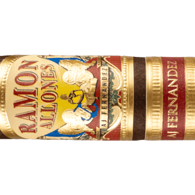 Blind Cigar Review: Ramon Allones | by AJ Fernandez Toro