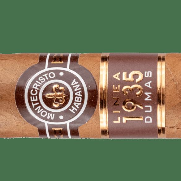 Blind Cigar Review: Montecristo | Linea 1935 Dumas