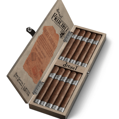 Cigar News: Diesel Announces Crucible