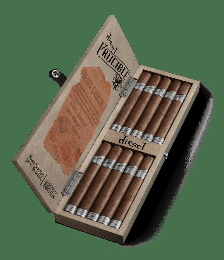 Cigar News: Diesel Announces Crucible