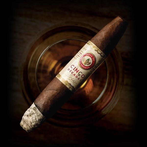 Cigar News: Joya Brings Back Original Cinco Decadas Sizes