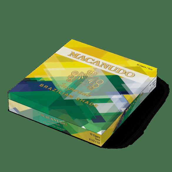 Macanudo Adding Inspirado Brazilian Shade