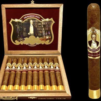 Cigar News: Protocol Announces Sir Robert Peel Corona Gorda