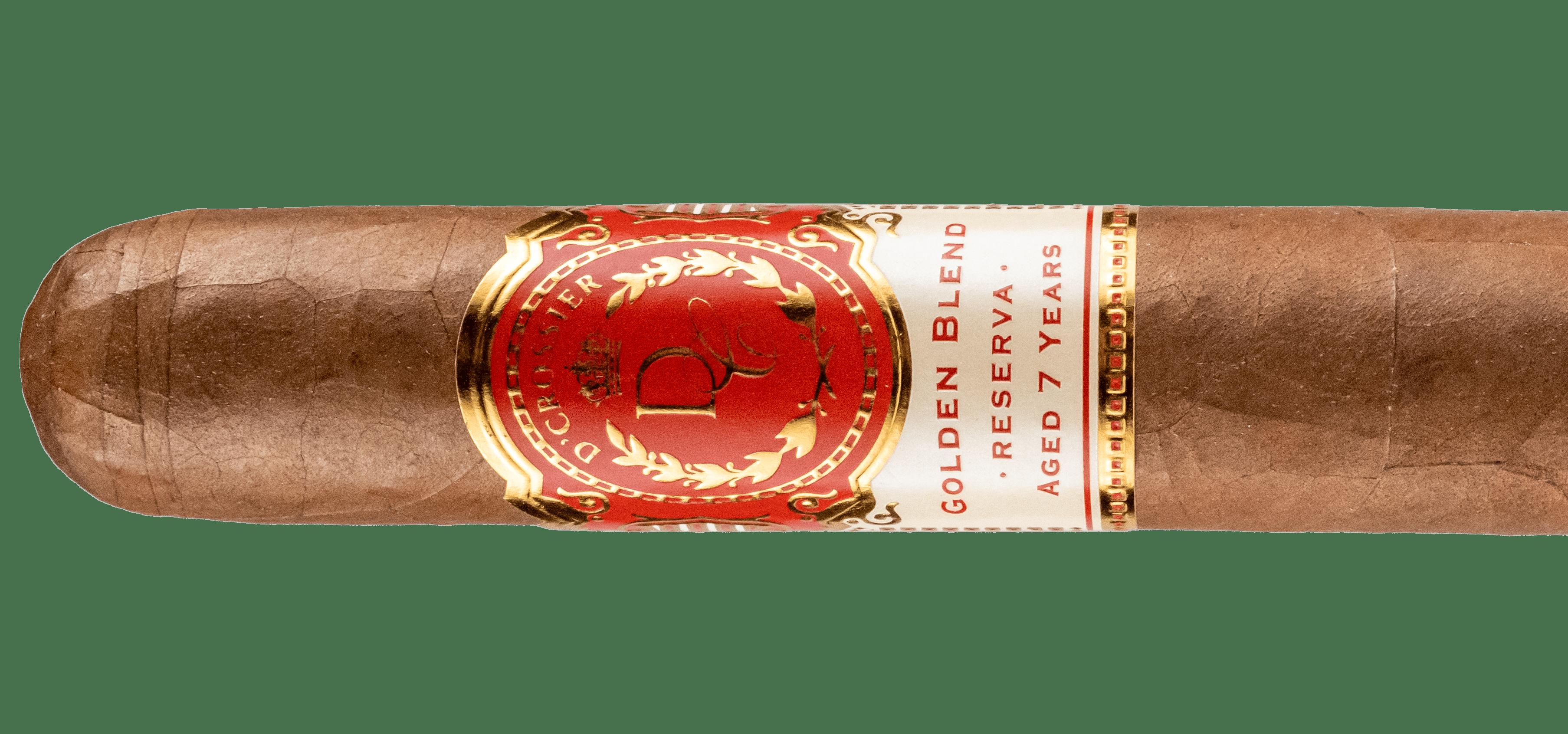 D'Crossier Golden Blend Reserva Cañonazo - Blind Cigar Review
