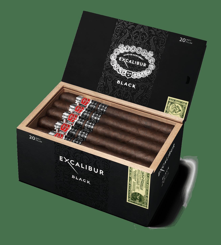 Excalibur Black Revealed by General Cigar - Cigar News
