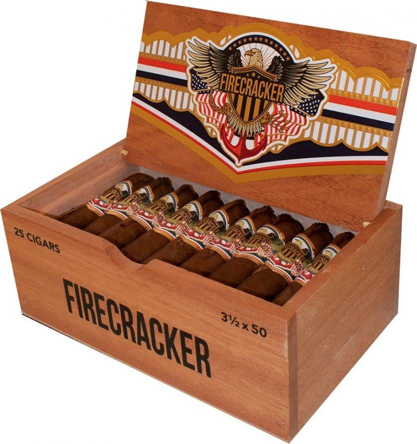 Cigar News: United Cigar Updates Firecracker