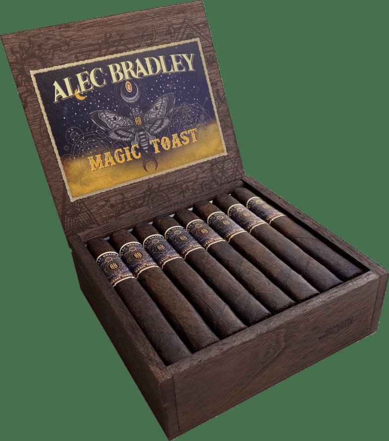 Alec Bradley to Debut PCA Exclusive Magic Toast Box Pressed Gran Toro - Cigar News