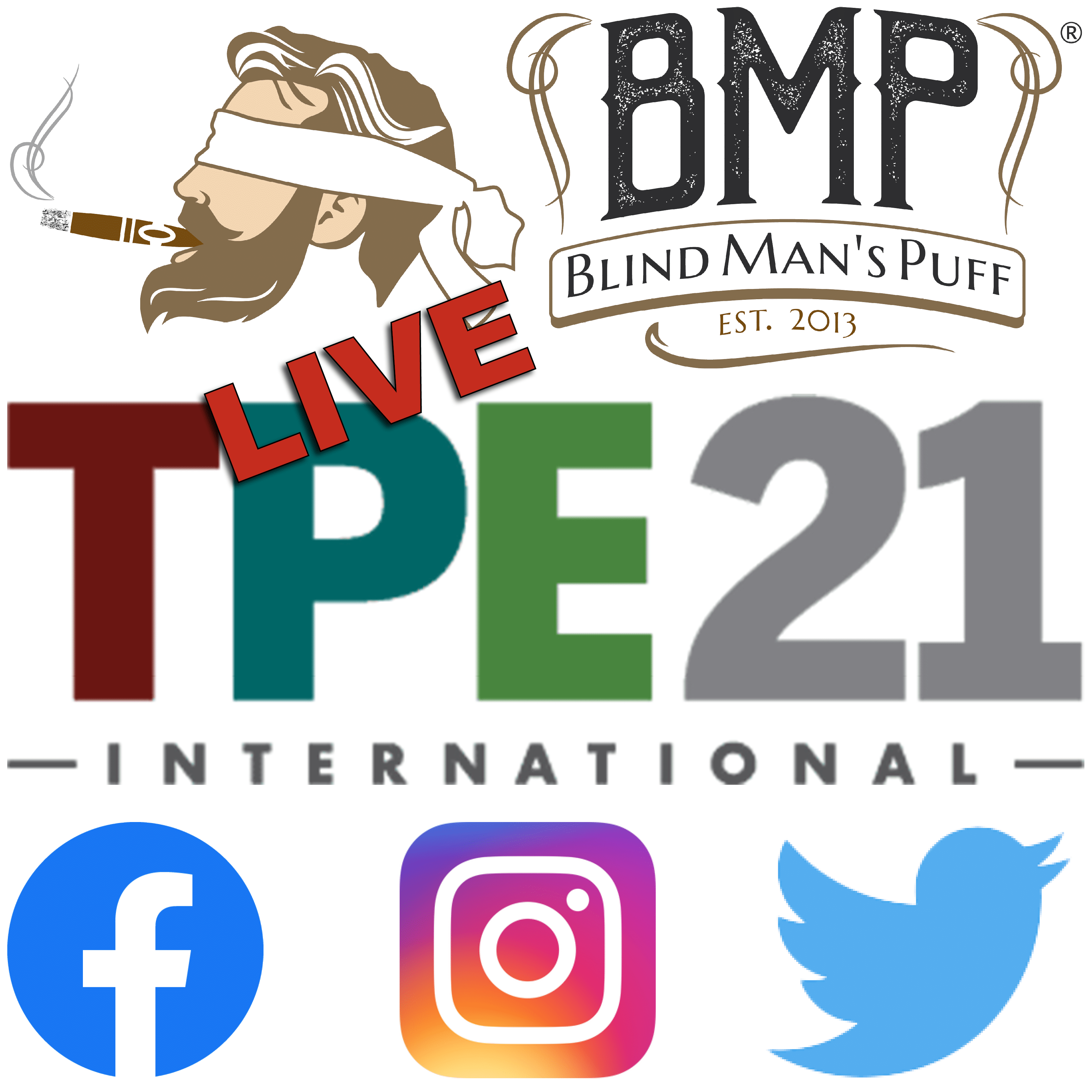 TPE 2021 - Live Coverage - Blind Man's Puff