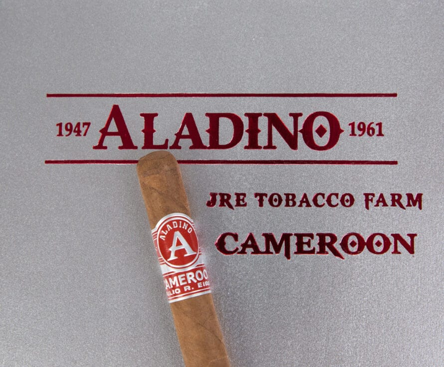 JRE Adds New Aladino Vintage Selection And Cameroon Sizes - Cigar News