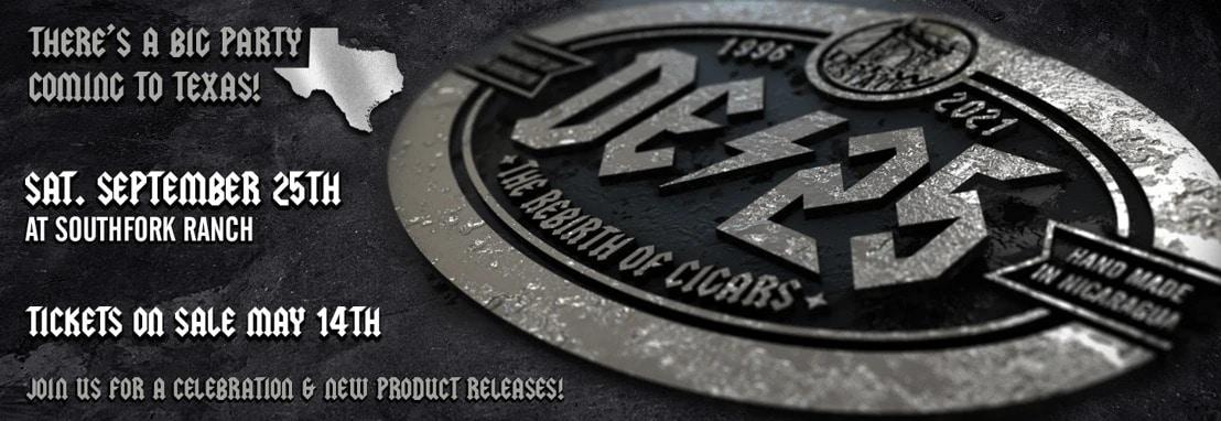 Drew Estate Announces 25th Anniversary Celebration - Cigar News