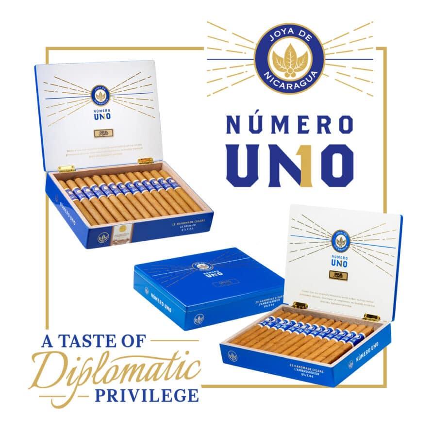 Cigar News: Joya de Nicaragua Makes Numero Uno Annual Release
