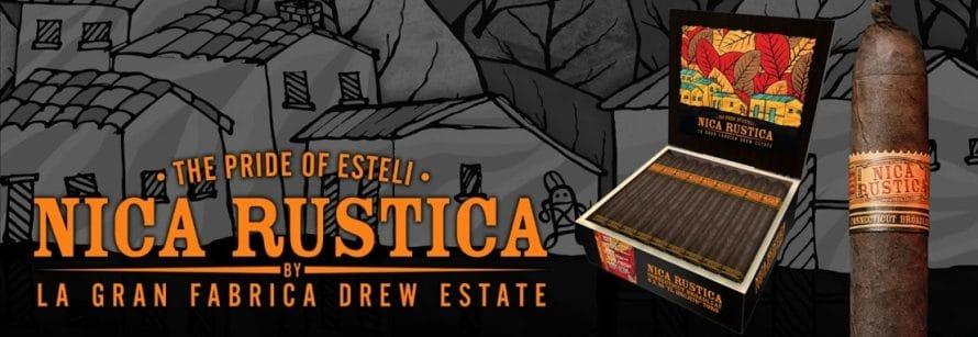 Cigar News: Drew Estate Re-Brands Nica Rustica