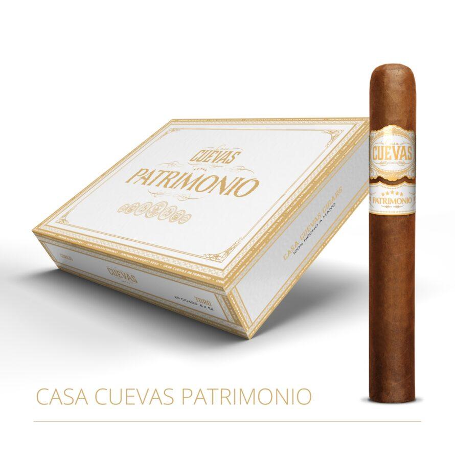"""Cigar News: Casa Cuevas Launching """"Patrimonio"""" at TPE"""