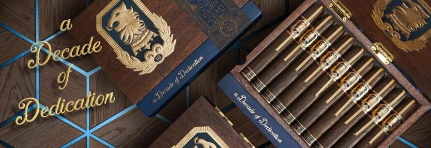 Cigar News: Drew Estate Announces Undercrown 10