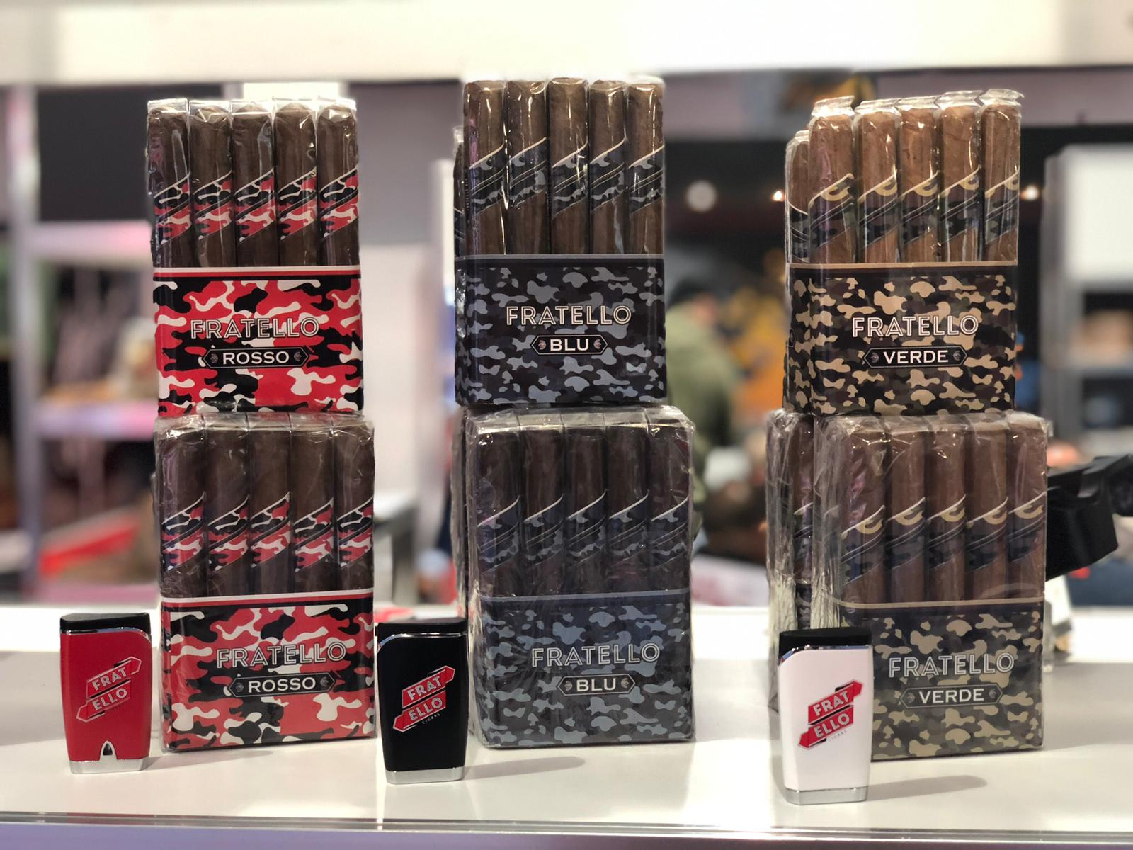 Fratello Updates Camo Packaging - Cigar News