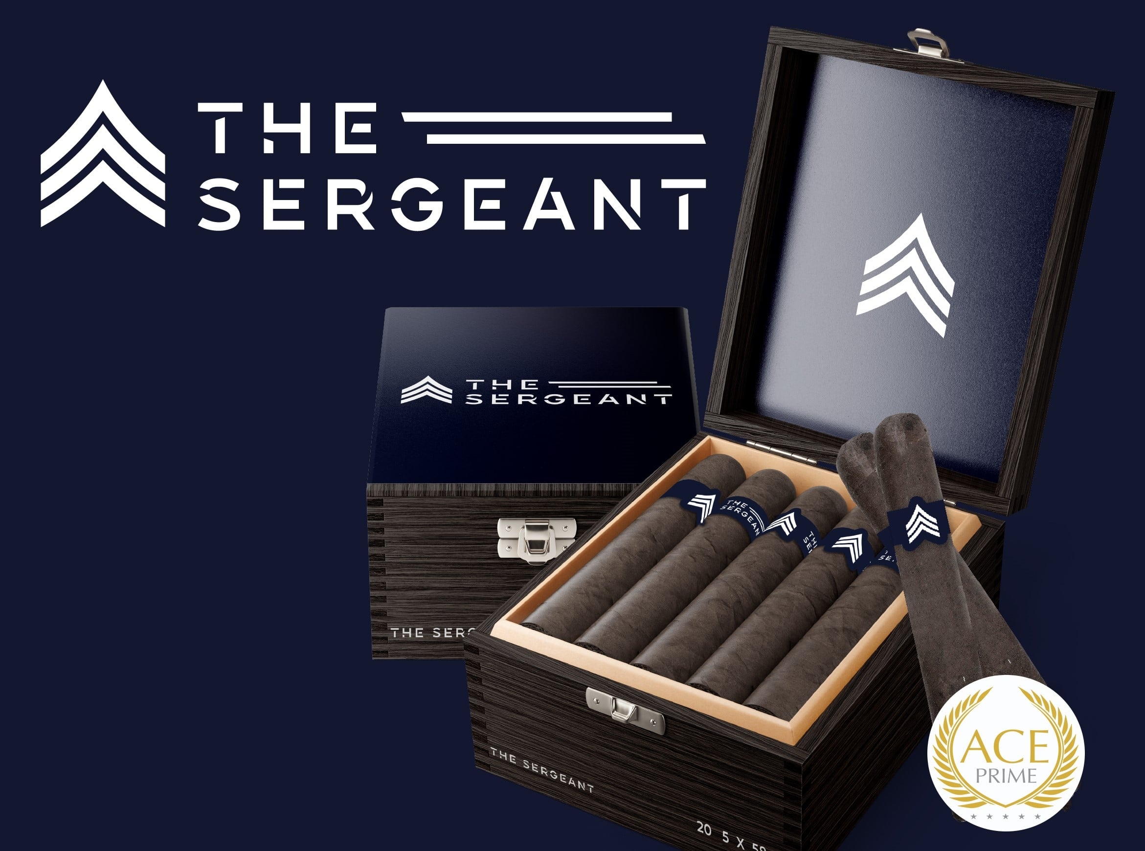 """ACE Prime Releasing PCA Exclusive """"The Sergeant"""" - Cigar News"""