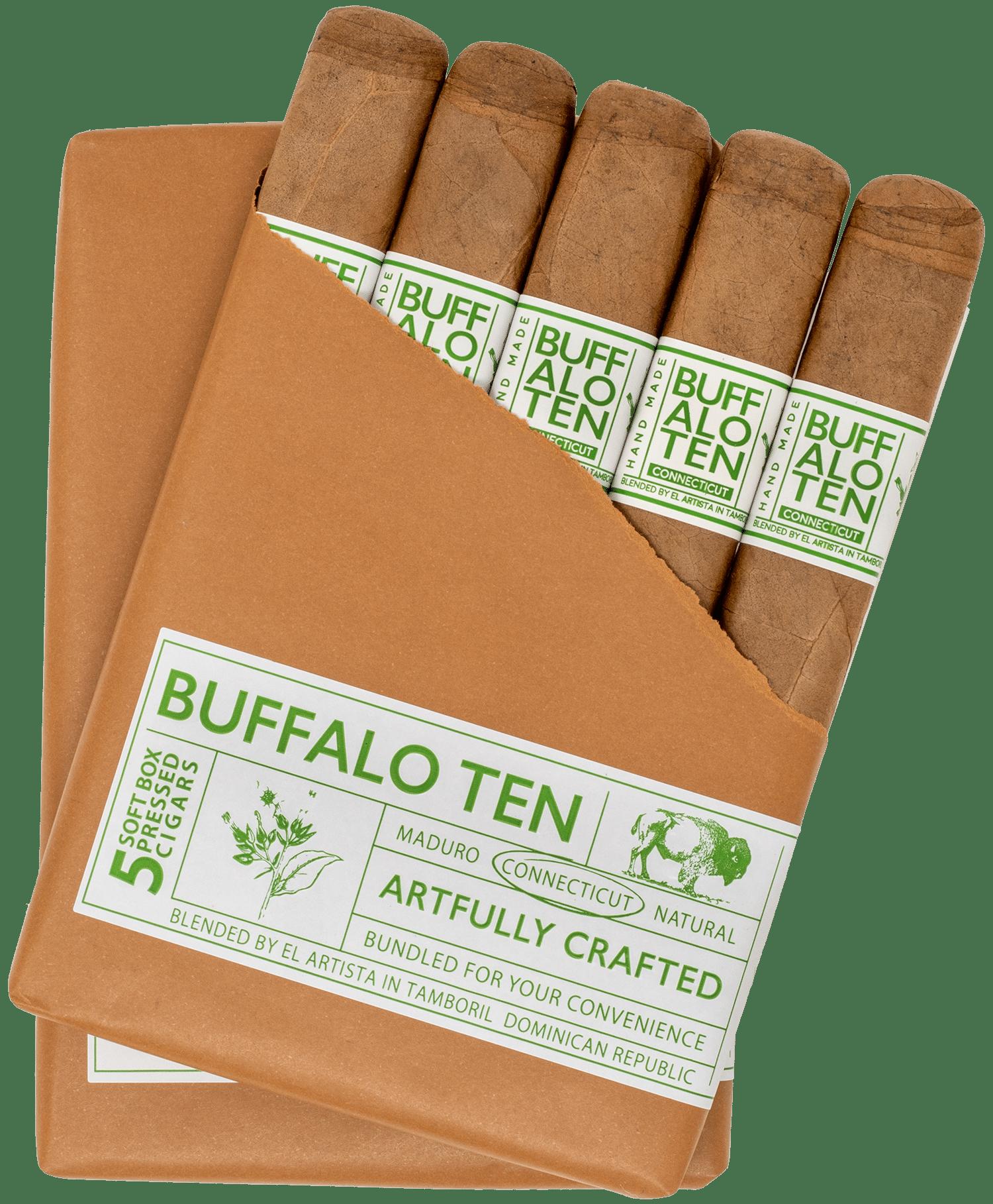 El Artista Announces Buffalo TEN Connecticut - Cigar News