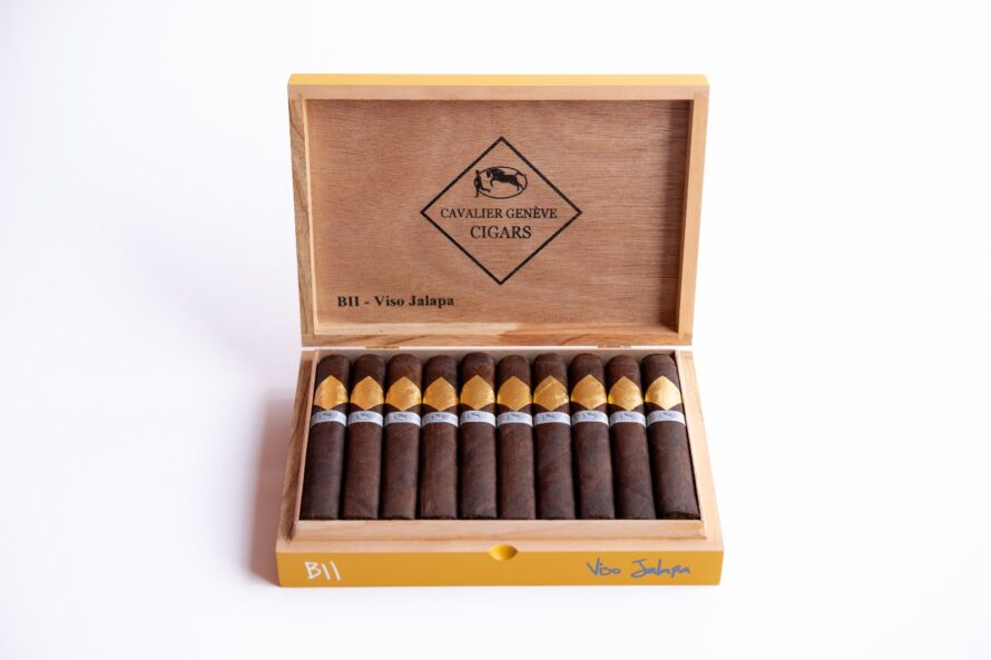 BII Viso Jalapa Coming from Cavalier Genève - Cigar News