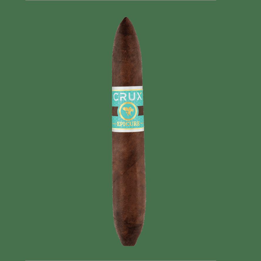 Crux Shipping Epicure Maduro Short Salomone - Cigar News