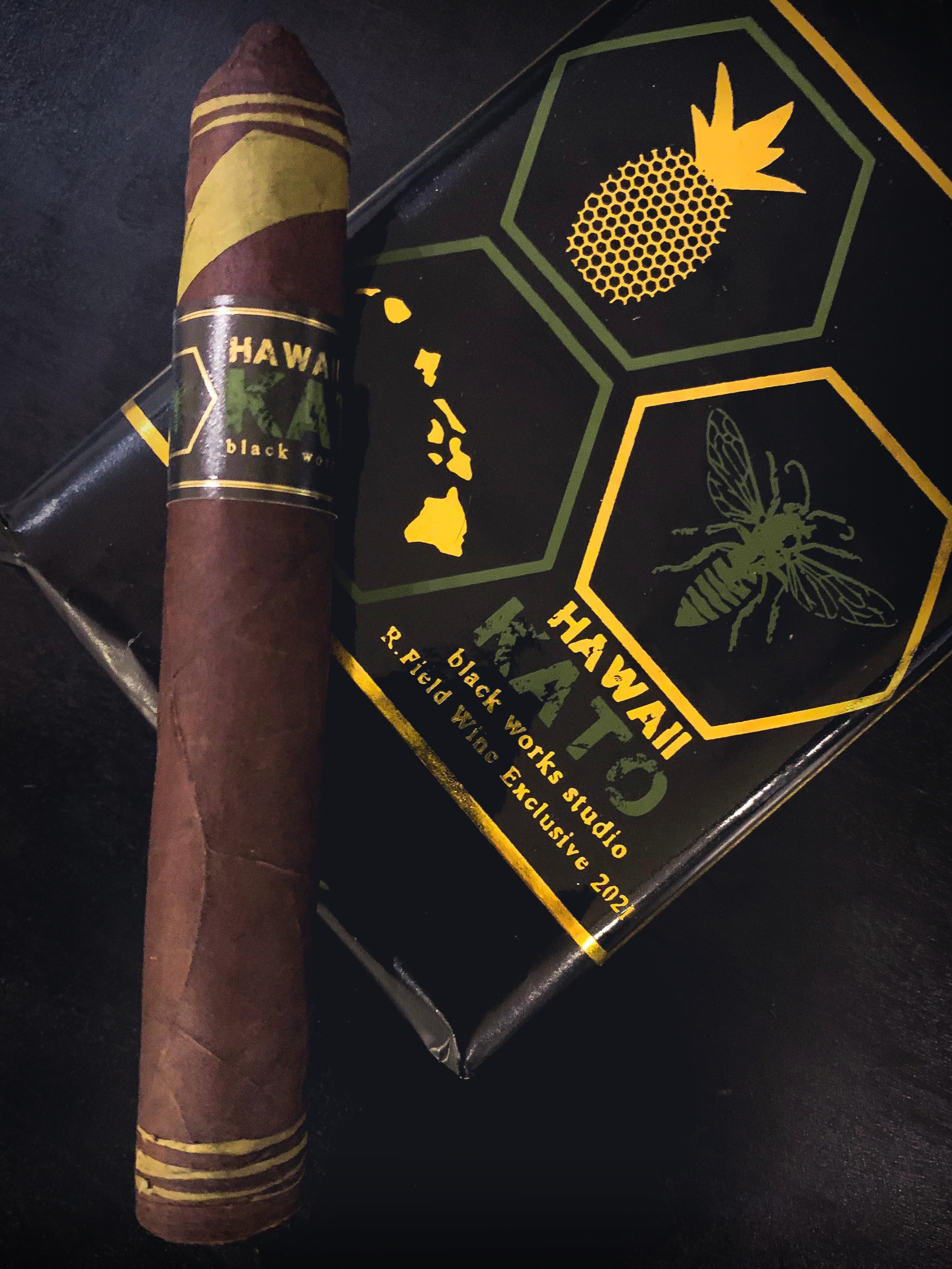 Black Label Trading Company Announces Hawaii KATO for R. Field Wine Co. - Cigar News