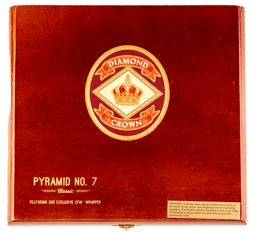 J.C. Newman Diamond Crown Pyramid No. 7 - Blind Cigar Review