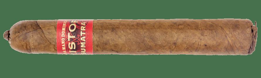 Kristoff Sumatra Robusto - Blind Cigar Review
