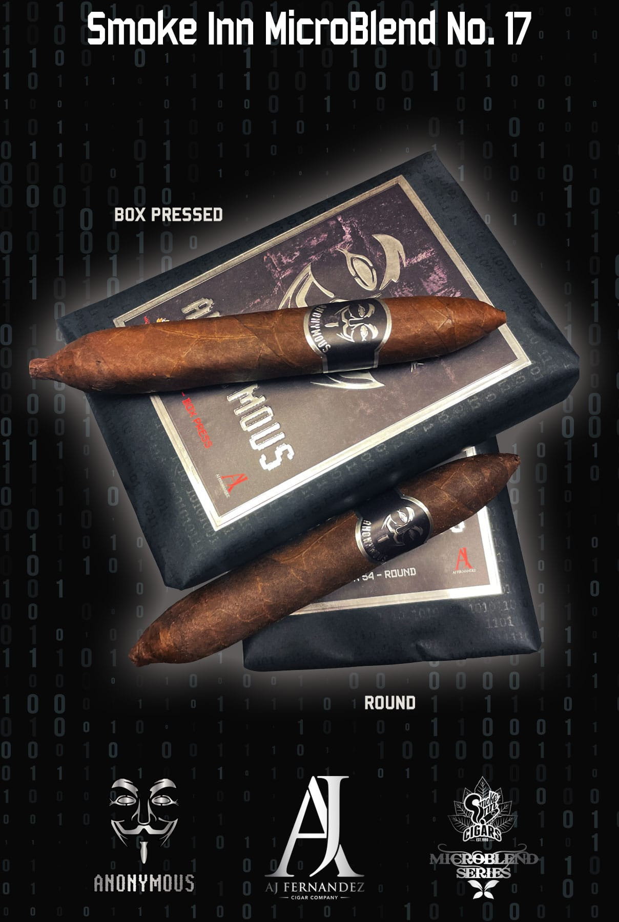 Smoke Inn Announces Anonymous MicroBlend- Cigar News
