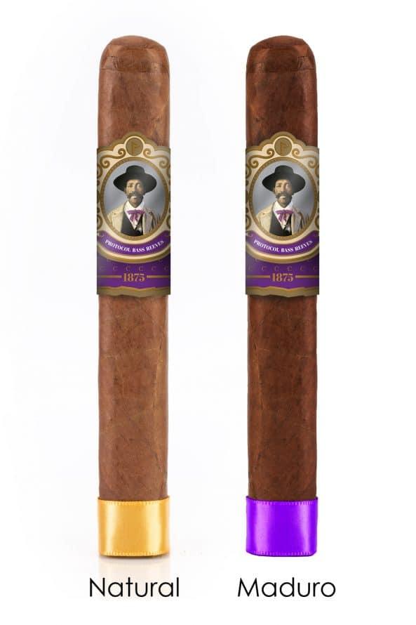 Protocol Announces Bass Reeves, Third in Lawmen Series - Cigar News