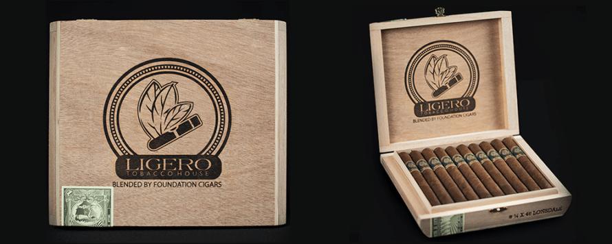 Foundation Announces Ligero Tobacco House Exclusive Cigar - Cigar News