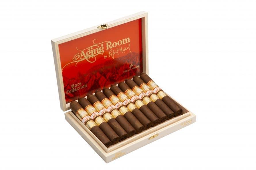 Altadis U.S.A. Announces Aging Room by Rafael Nodal Rare Collection - Cigar News