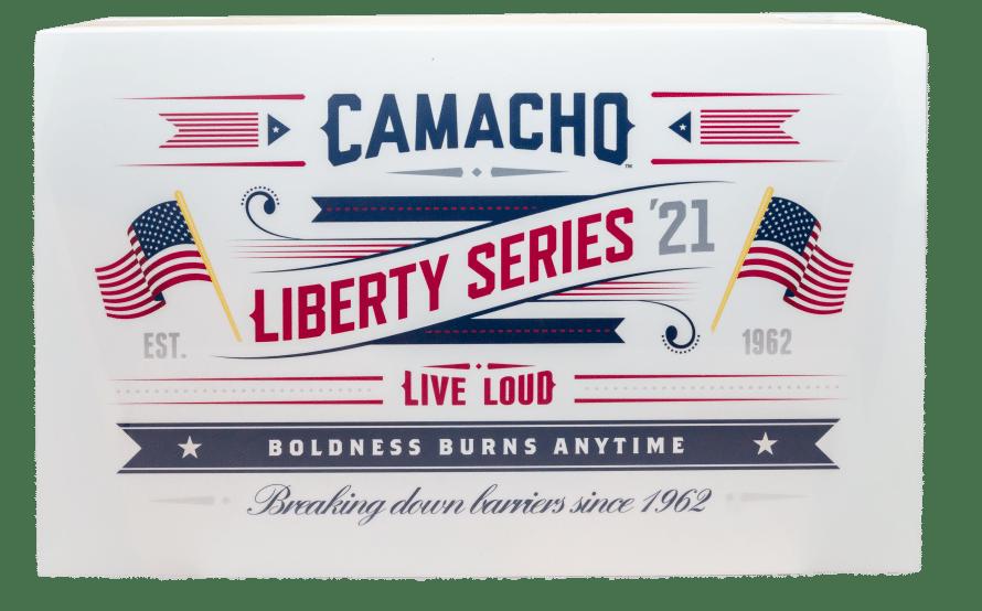 Camacho Liberty 2021 - Blind Cigar Review