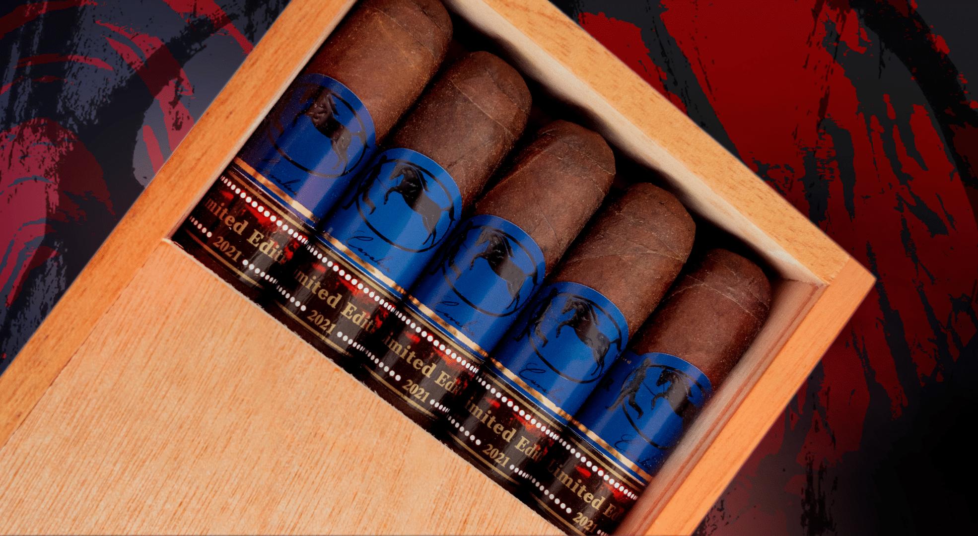 Cavalier Genève Ships Limited Edition 2021 - Cigar News