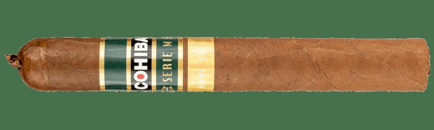 Cohiba Serie M - Blind Cigar Review