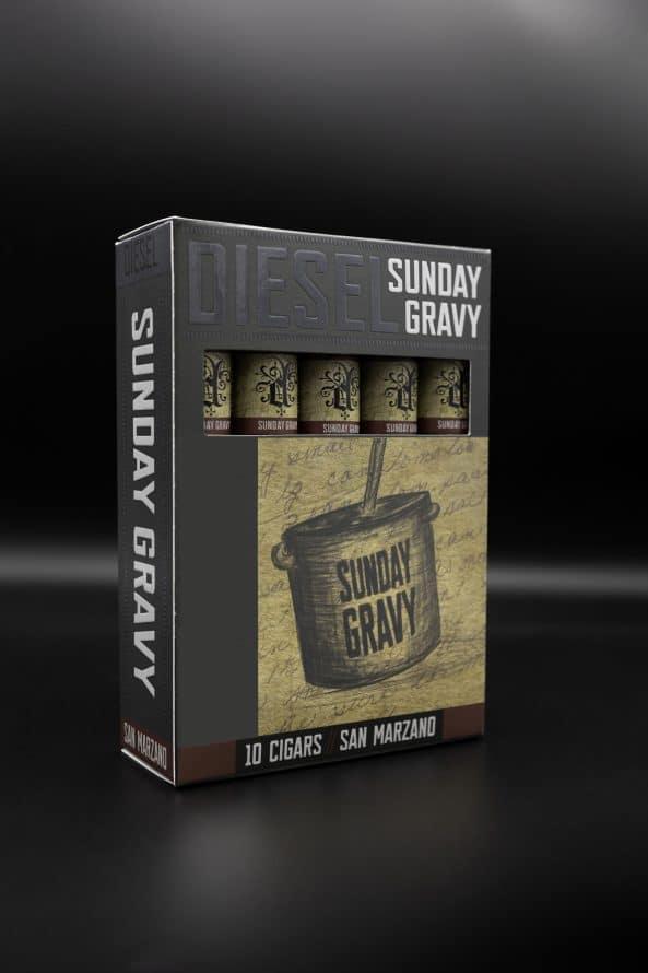 "Diesel Announces ""Sunday Gravy"" - Cigar News"