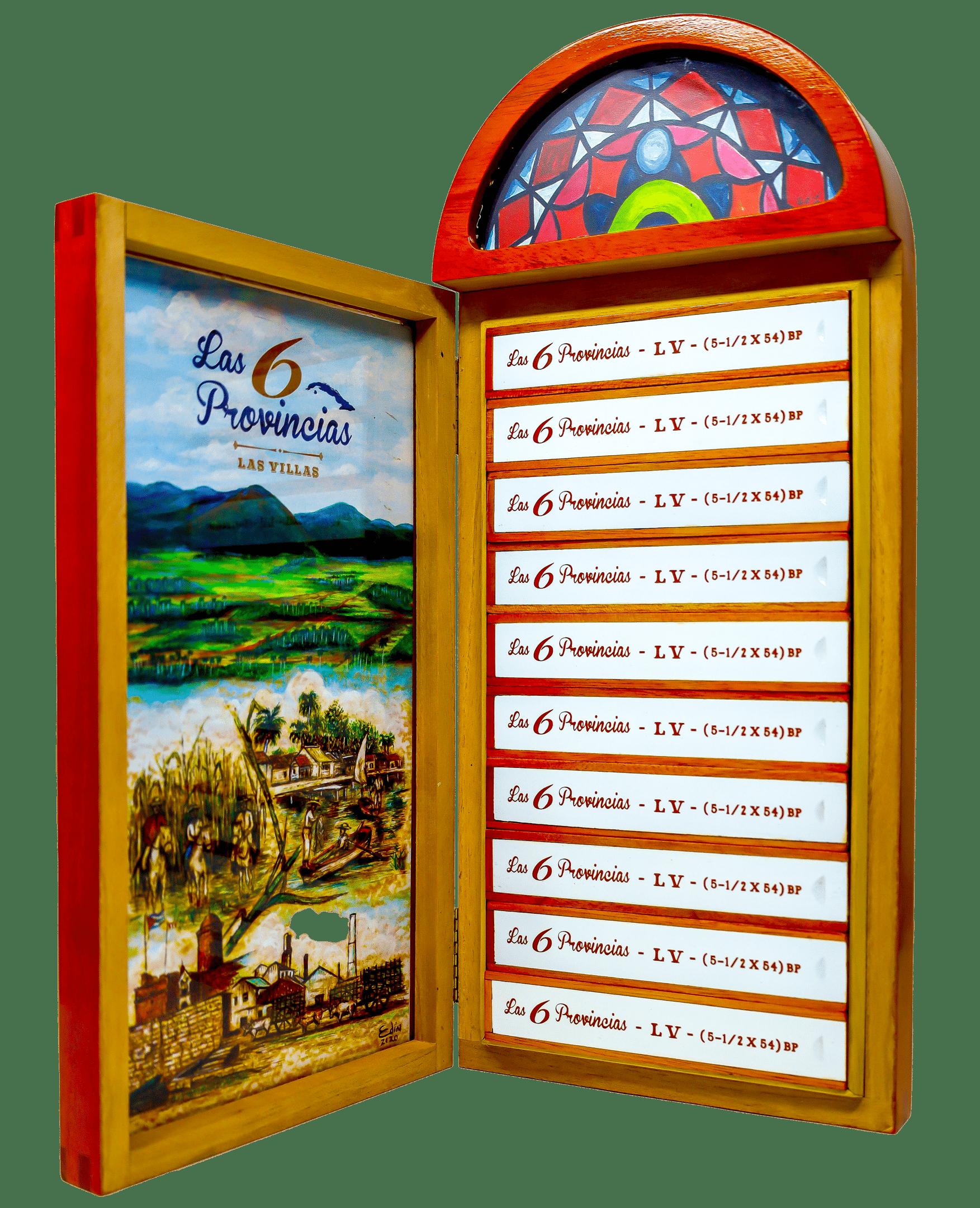 Espinosa Announces Third Las 6 Provincias - Las Villas