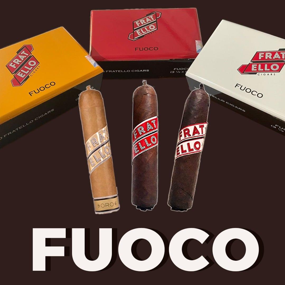 Fratello Debuting Fuoco at PCA - Cigar News